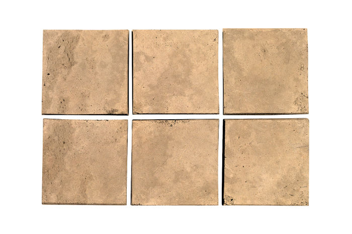 3.5x3.5 Artillo Old California Limestone
