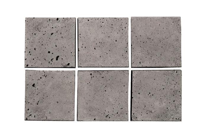 3.5x3.5 Artillo Sidewalk Gray Luna