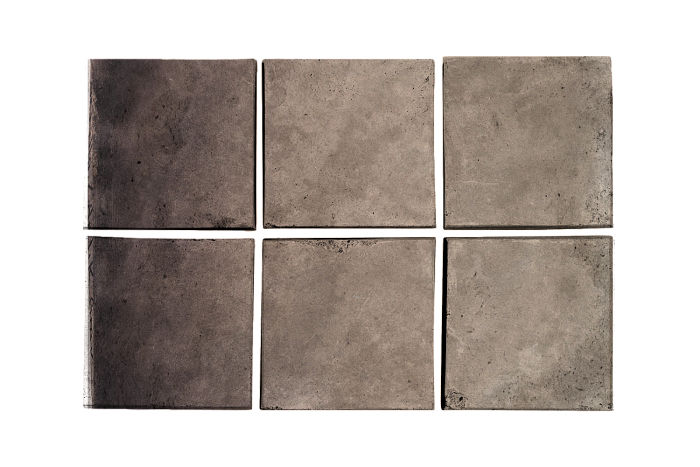3x3 Artillo Antik Gray Limestone