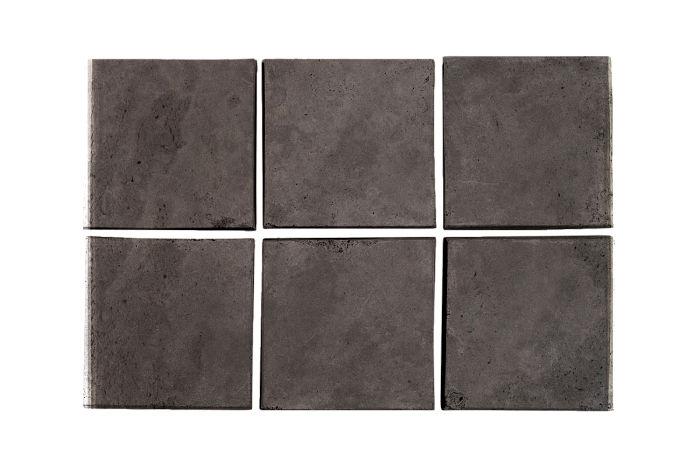 3x3 Artillo Charcoal Limestone