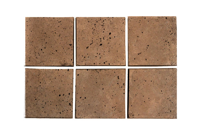 3x3 Artillo Gold Travertine