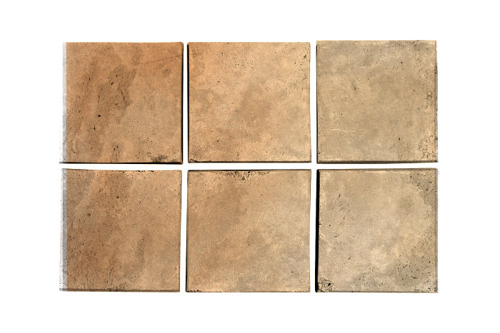 3x3 Artillo Hacienda Flash Limestone