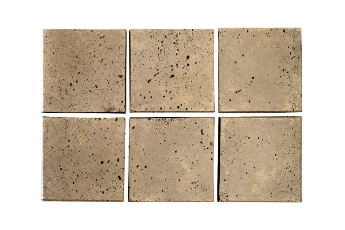 3x3 Artillo Hacienda Travertine