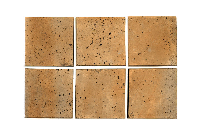 3x3 Artillo Sonora Sunset Travertine