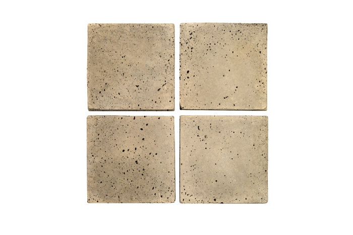 4x4 Artillo Bone Travertine