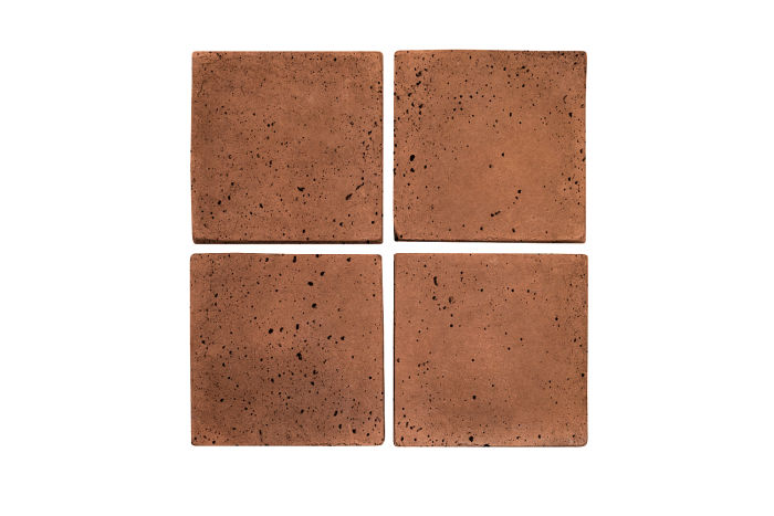 4x4 Artillo Cotto Gold Travertine