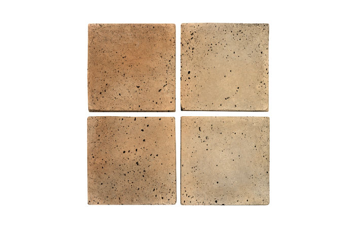 4x4 Artillo Hacienda Flash Travertine