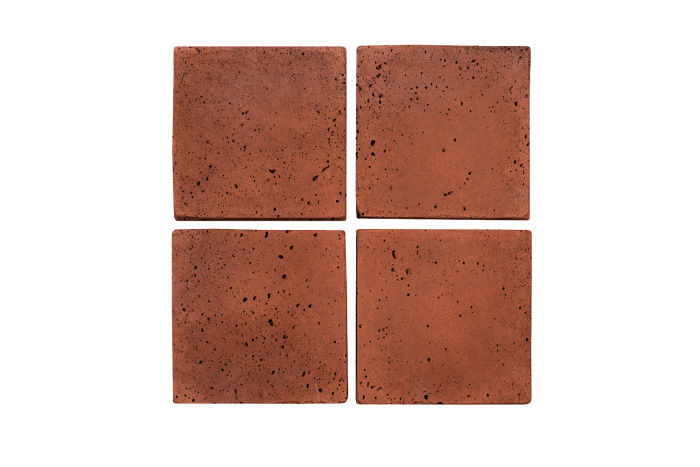 4x4 Artillo Mission Red Travertine