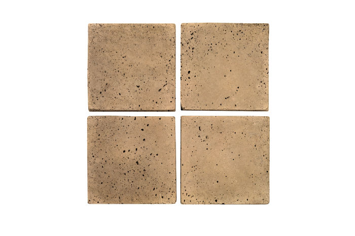 4x4 Artillo Old California Travertine