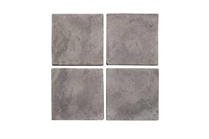 4x4 Artillo Sidewalk Gray Limestone