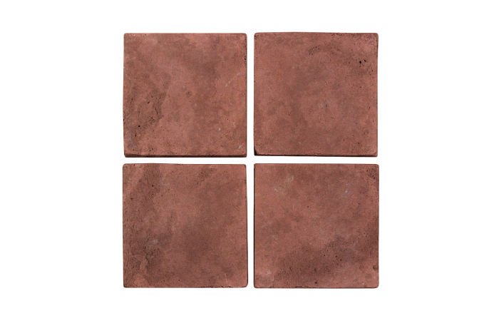 4x4 Artillo Spanish Inn Red Limestone