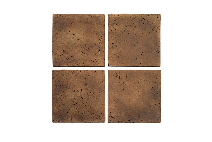 4x4 Artillo Tuscan Mustard Travertine