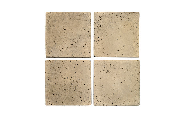 5x5 Artillo Bone Travertine