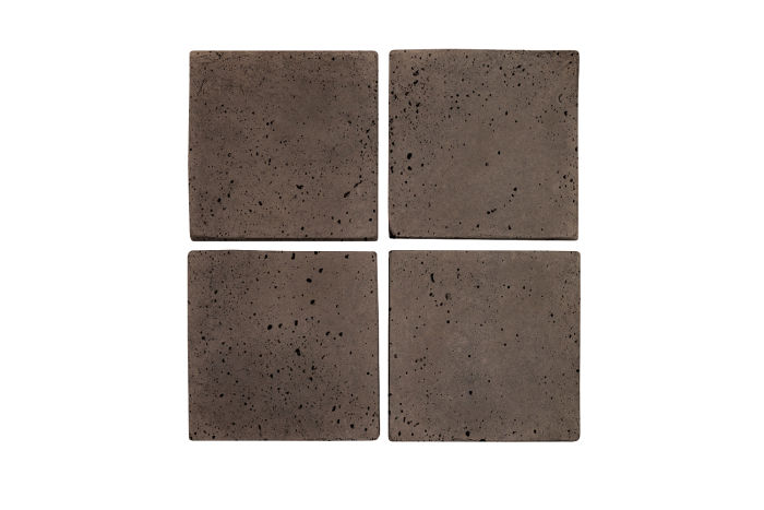 5x5 Artillo Charley Brown Travertine