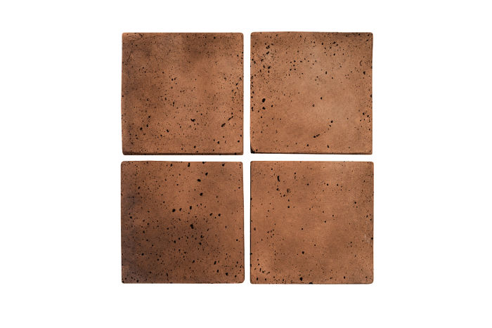 5x5 Artillo Cotto Dark Travertine