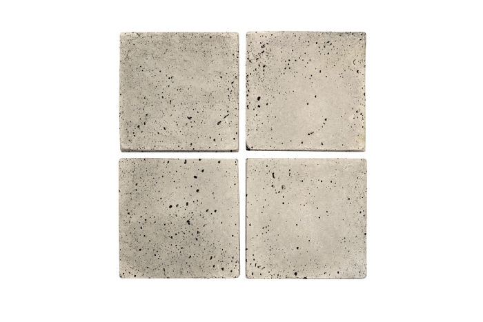 5x5 Artillo Rice Travertine