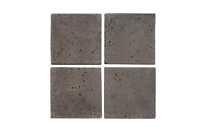 5x5 Artillo Smoke Travertine