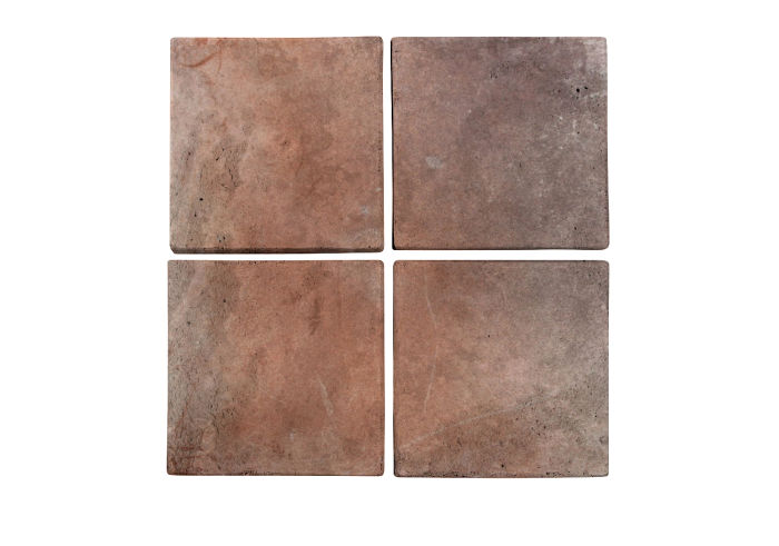 6x6 Artillo Beachwood Flash Limestone