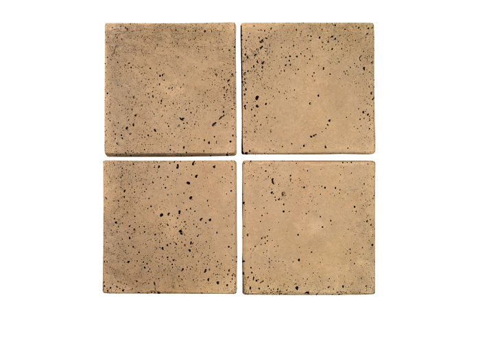 6x6 Artillo Old California Travertine