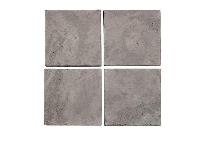 6x6 Artillo Sidewalk Gray Limestone