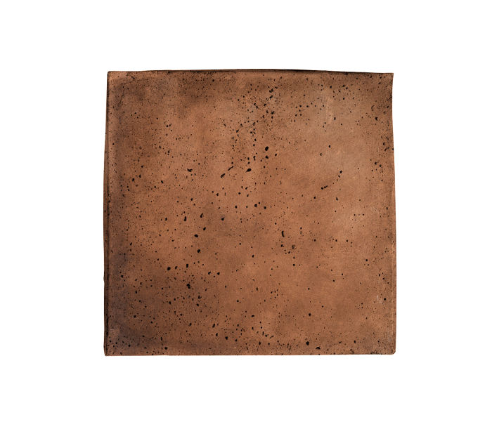 8x8 Artillo Cotto Dark Travertine