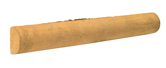 1.5x12 Stairtread Head Buff Limestone