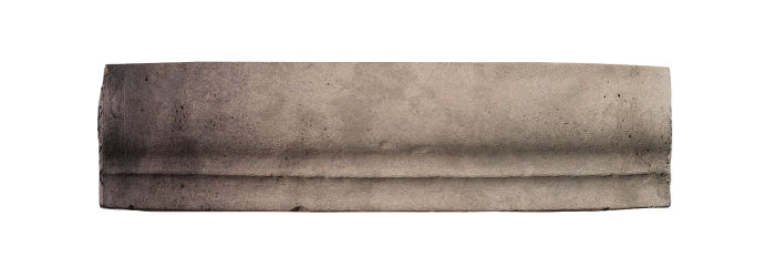 2x7.5 Santa Barbara 1 Antik Gray Limestone
