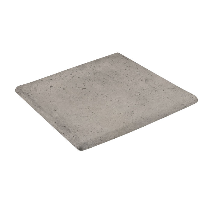 12x12 Step On Stairtread Corner Natural Gray Luna