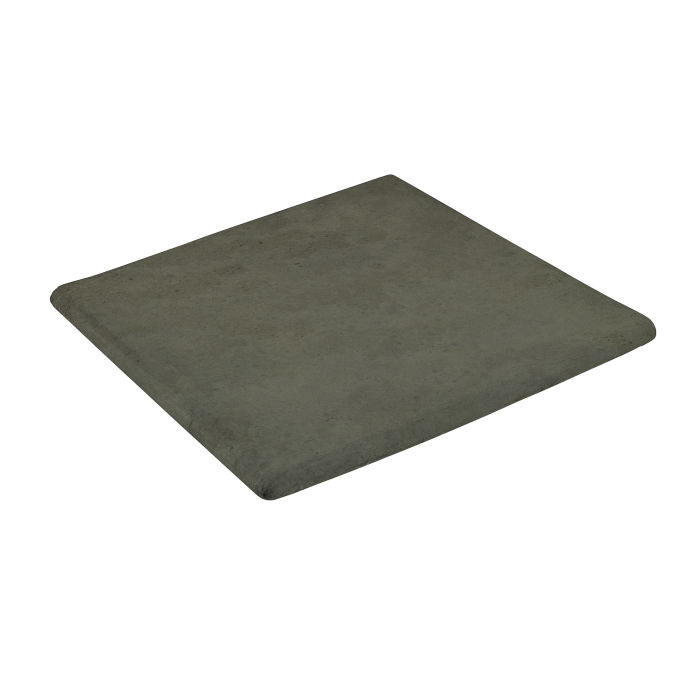 12x12 Step On Stairtread Corner Ocean Green Dark Limestone