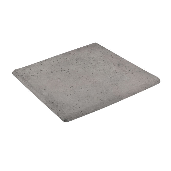12x12 Step On Stairtread Corner Sidewalk Gray Luna