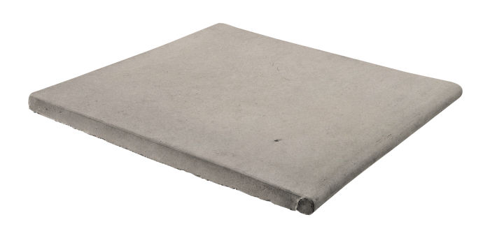 12x12 Step On Stairtread Natural Gray