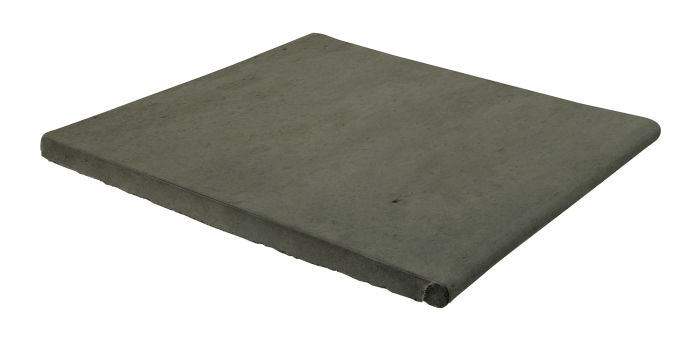 12x12 Step On Stairtread Ocean Green Dark Limestone