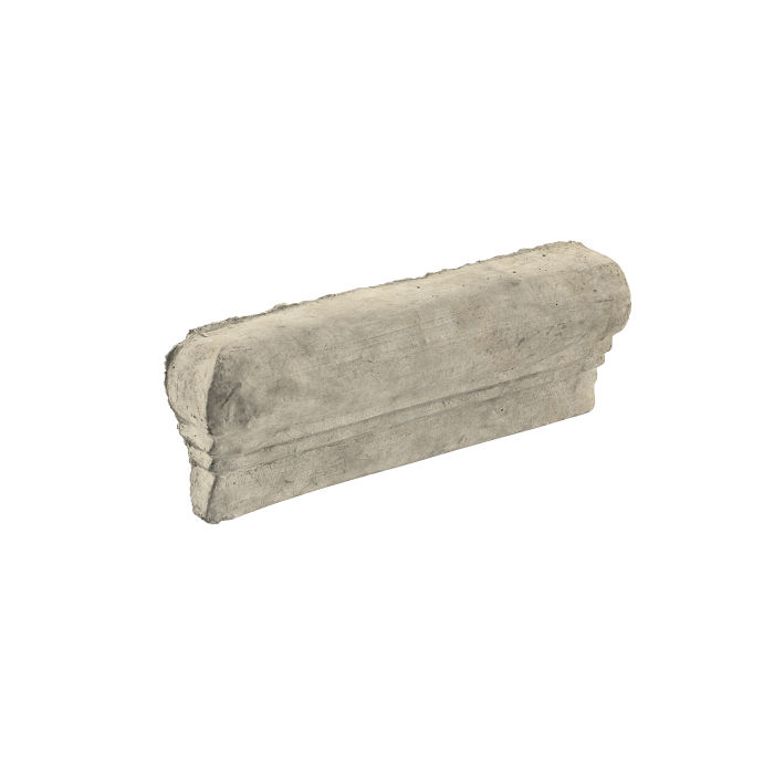 2.5x6 Viejo Left Early Gray Limestone