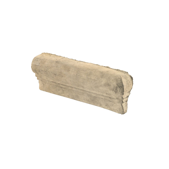 2.5x6 Viejo Right Bone Limestone