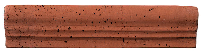2.5x12 Viejo 12 Mission Red Travertine