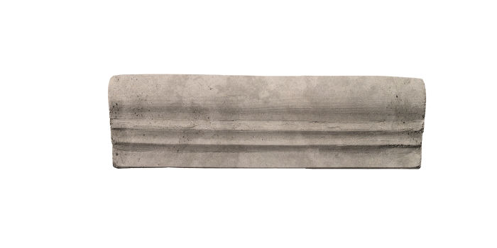 2.5x6 Viejo 6 Natural Gray Limestone