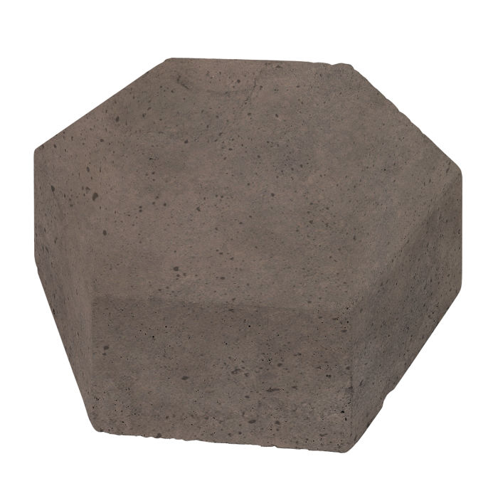 8x8 California Pavers Hexagon Charley Brown