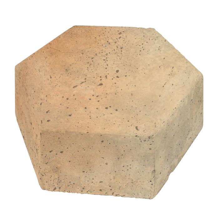 8x8 California Pavers Hexagon Hacienda Flash