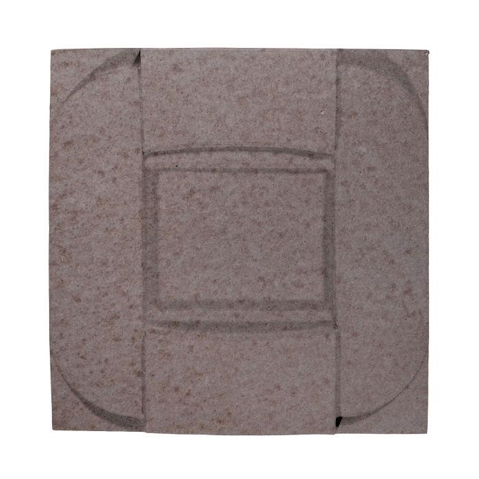 6x6 Ceramic Buckle Ash