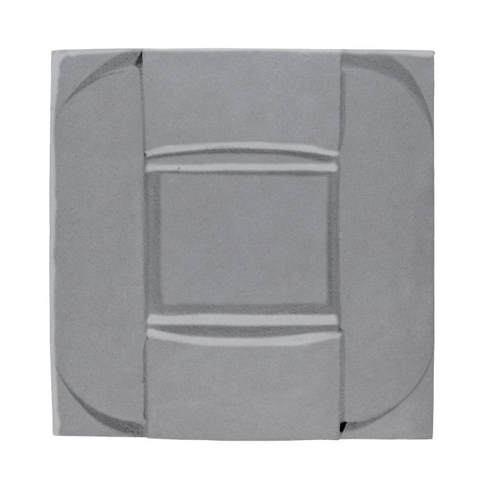 6x6 Ceramic Buckle Battleship