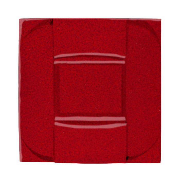 6x6 Ceramic Buckle Cadmium Red 202c