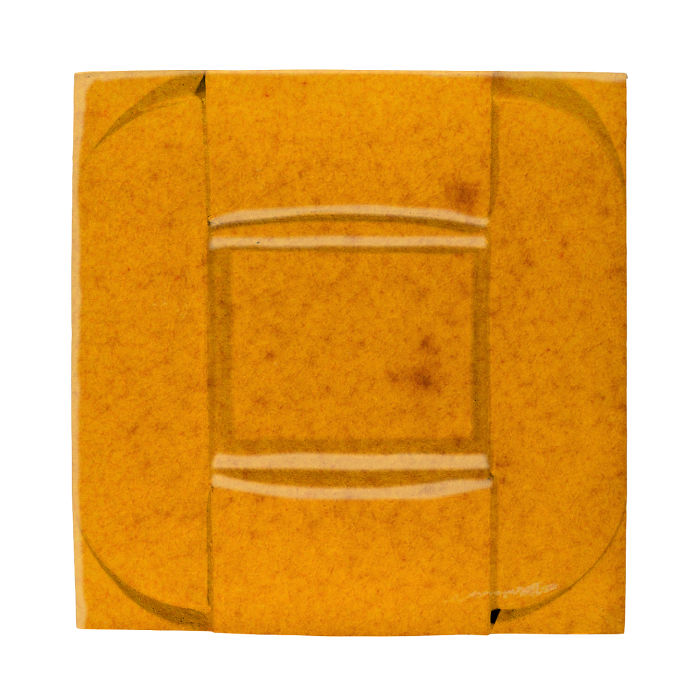 6x6 Ceramic Buckle Cadmium Yellow