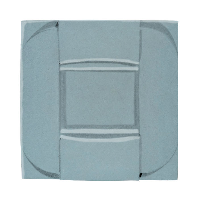 6x6 Ceramic Buckle Igloo 290c