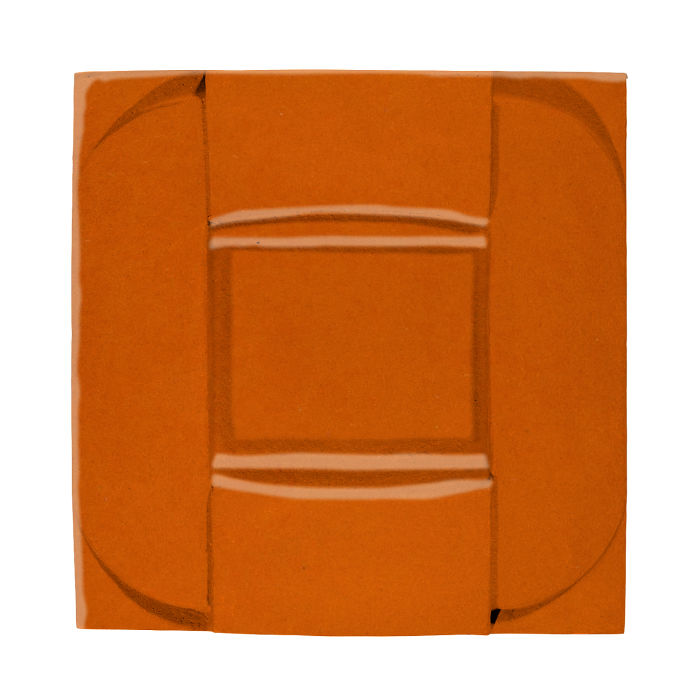 6x6 Ceramic Buckle Maple 7517c