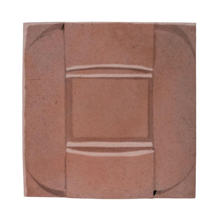 6x6 Ceramic Buckle Plum 5115c