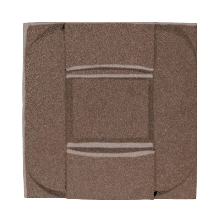 6x6 Ceramic Buckle Suede 405c