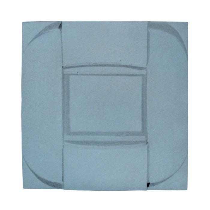 6x6 Ceramic Buckle Turquoise