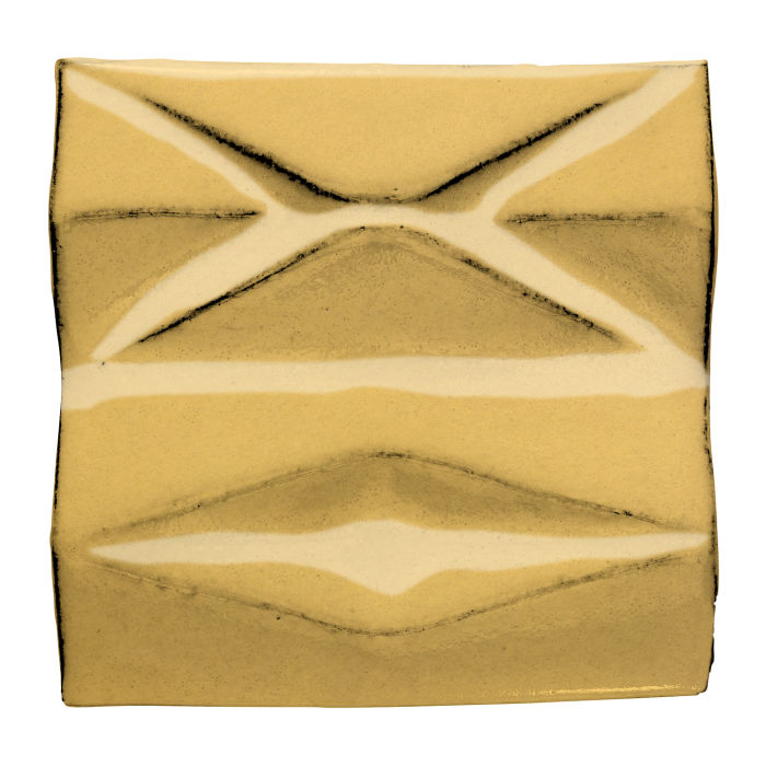 6x6 Ceramic Compton Gold Rush