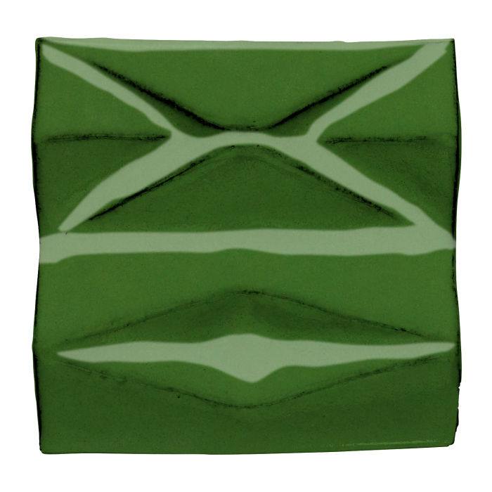 6x6 Ceramic Compton Lucky Green 7734c