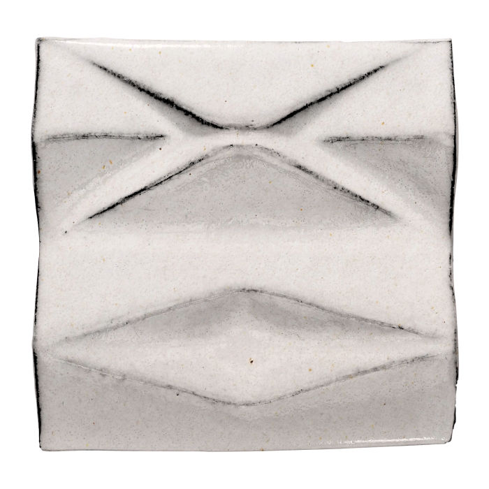 6x6 Ceramic Compton Sierra Snow